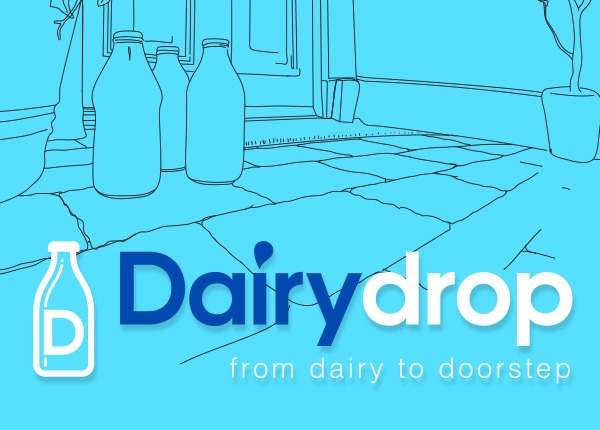 Dairydrop | from dairy to doorstep | Milk delivery is back!