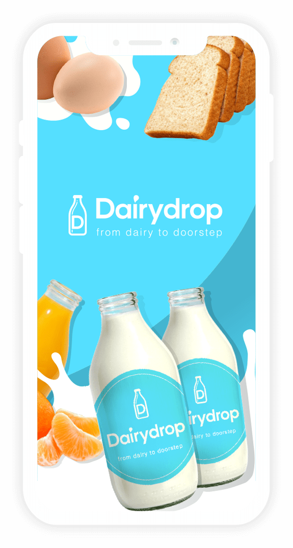 DairyDrop Milk Delivery - Your essential dairy products